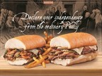 Invented in Philly, Perfected at Miami Grill® Limited Time Only Philly Cheesesteak Promotion Underway
