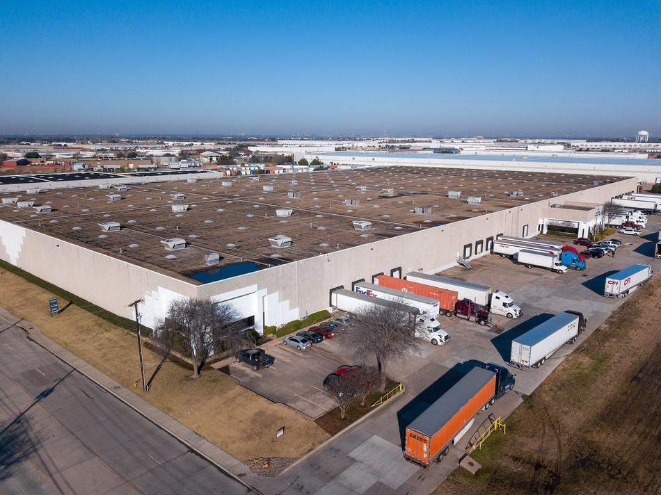 Dalfen Industrial Amazon Distribution Center, Dallas,TX