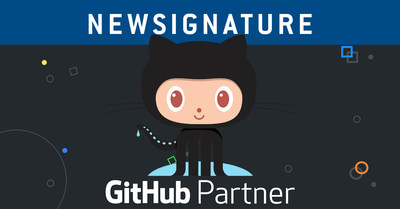 New Signature is proud to announce that we're the first GitHub Verified Partner in the U.S., and the first Microsoft-focused Verified Partner in the world.