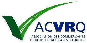 Logo : Association des commerçants de véhicules récréatifs du Québec (ACVRQ) (Groupe CNW/Association des commerçants de véhicules récréatifs du Québec)