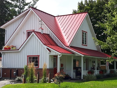 MRA members, including Ideal Roofing in Canada, are forecasting higher demand for quality metal roofing in 2020