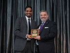 University of Connecticut Prosthodontist Honored for Outstanding Contributions to Academic Dentistry
