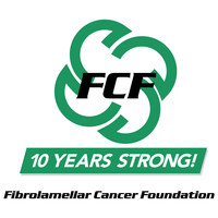 FCF 10 year anniversary logo