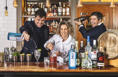 Bacardi Releases 2020 Cocktail Trends as Its 800 UK Employees Head 'Back To The Bar' to Experience Insights First-hand (PRNewsfoto/Bacardi Limited)