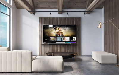 With Apple TV app, LG TV owners can now enjoy Apple TV+, Apple TV channels and more in stunning Dolby Vision.
