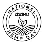 """Founded by cbdMD, Second Annual """"National Hemp Day"""" Celebrates Continued Growth in Industry"""