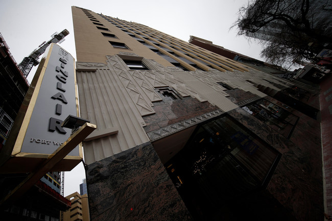 The Sinclair Hotel, a Marriott Autograph Collection Hotel, is a 1920s art-deco office building that was transformed into a brand-new luxury boutique hotel and featured in the new case study that LG Air Conditioning Technologies USA is debuting at the 2020 AHR Expo.
