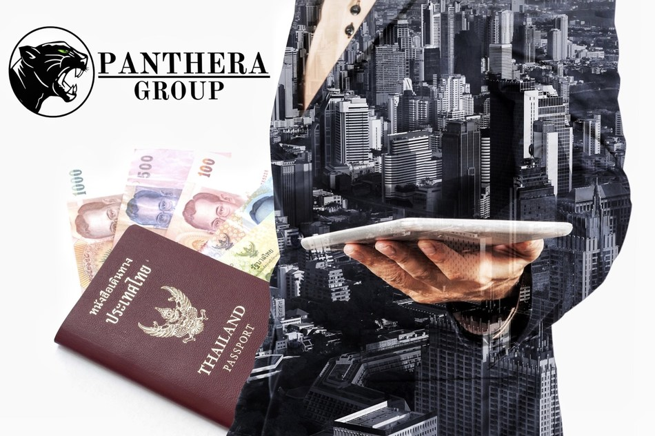 Panthera Group Founders Are Optimistic on 2020 Thailand Travel and Hospitality Business Outlook (PRNewsfoto/Panthera Group)