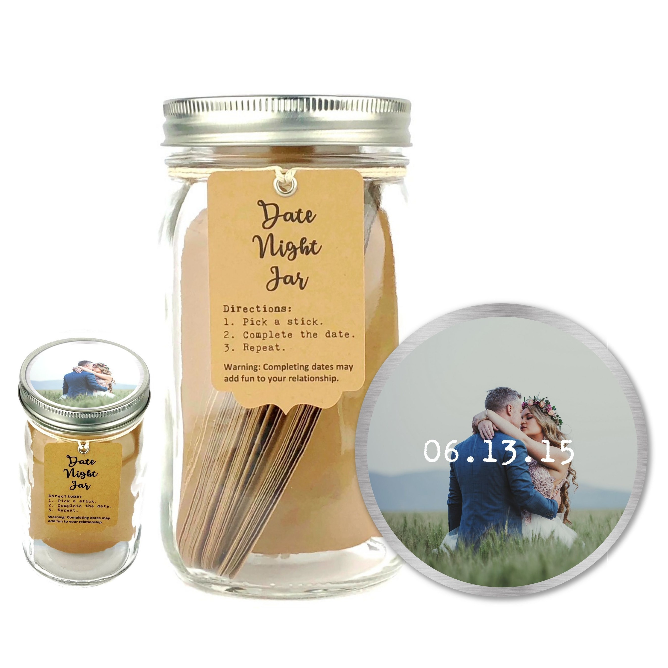 Gtky Proudly Presents Their Exclusive Collection Of Date Night Idea Jars Creating Getting To Know You Adventures