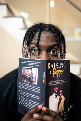 """Rapper Lil Yachty's mom, Venita McCollum, releases debut book """"Raising A Rapper,"""" which unveils strategies for parents to support their kids' passions, addresses common misconceptions of the rap game and unlocks secrets to success for young and aspiring talent."""