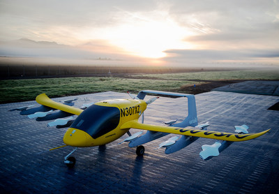 Wisk and New Zealand Government to Partner in World's First Autonomous Air Taxi Trial