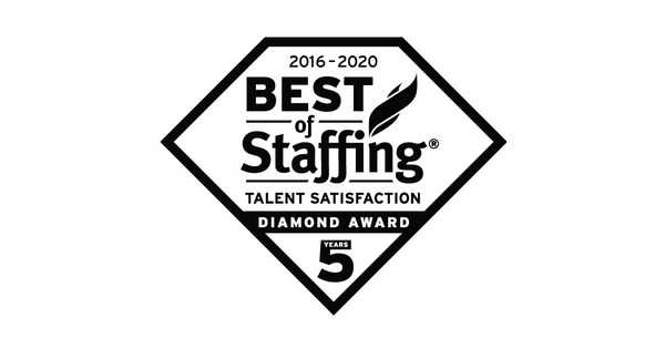 Brilliant Wins ClearlyRated's 2020 Best of Staffing Client