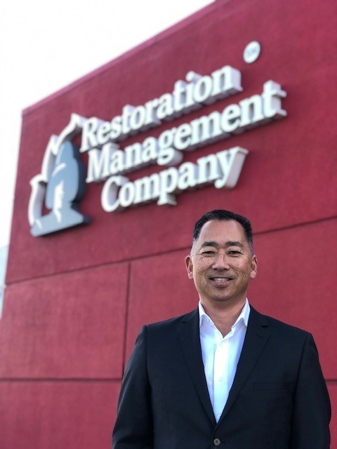 Jon Takata, Founder and President of Restoration Management Company