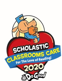 Scholastic Canada Classrooms Care (CNW Group/Scholastic Canada)