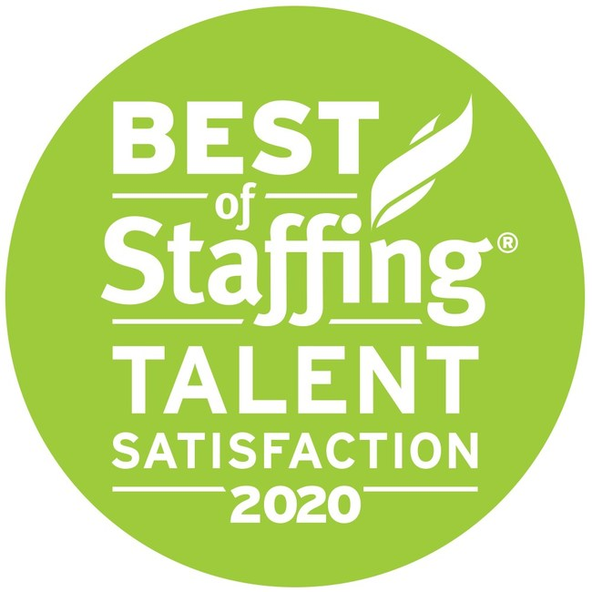 NurseRegistry receives ClearlyRated's 2020 Best of Staffing Talent Satisfaction Award