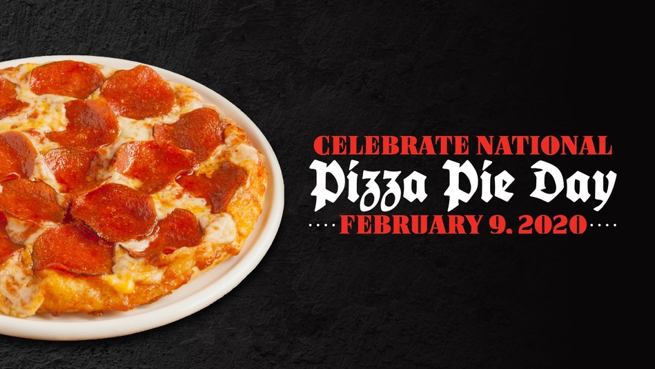 Receive a coupon for a FREE Personal Pizza at Round Table on National Pizza Pie Day.