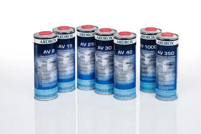 凯密特尔的一整套腐蚀抑制化合物 Ardrox®