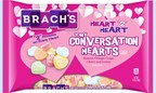 BRACH'S® Brings Double the Love this Valentine's Day with New Conversation Hearts