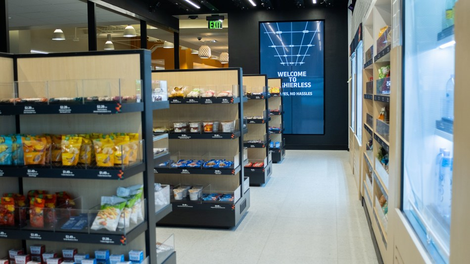 7-Eleven, Inc. is pushing the technological envelope once again, testing a cashierless store at its corporate headquarters, in Irving, Texas. During the pilot, the 700-square-foot non-traditional store is available to 7-Eleven employees.