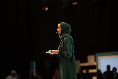 Her Excellency Sheikha Hind bint Hamad Al Thani, Vice Chairperson and CEO of Qatar Foundation (QF) (PRNewsfoto/Qatar Foundation)