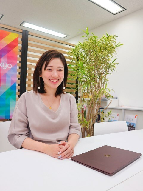 Advance Women at Work Japan Advisor, Yuko Furiuchi