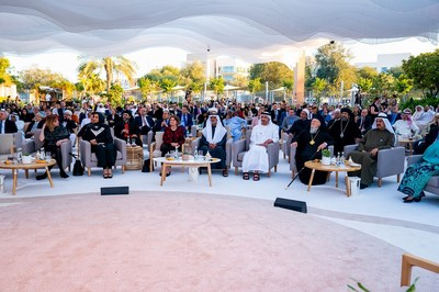Delegates at the anniversary event in Abu Dhabi