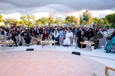 促进人类兄弟情谊高层委员会在阿布扎比举行庆祝活动