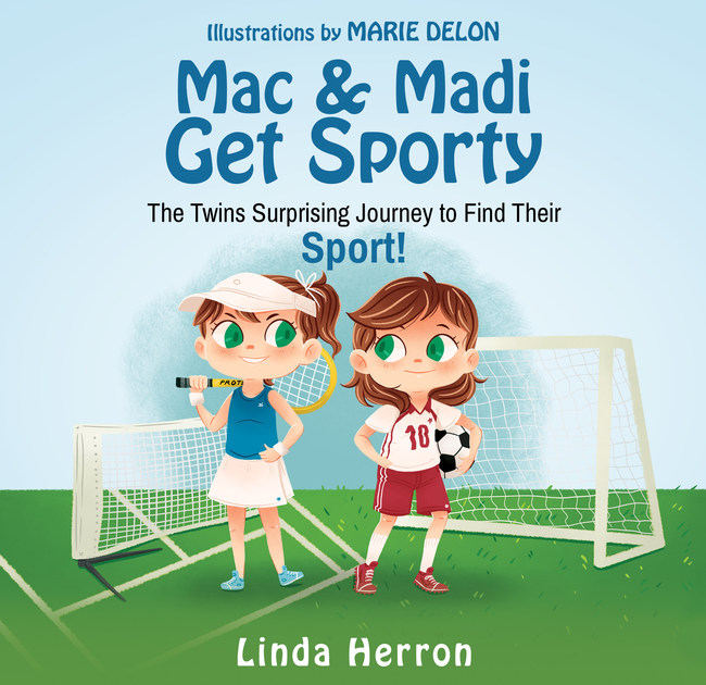 Join the twins, Mac & Madi, as they discover their individuality through sports!