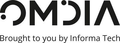 Omdia Logo (PRNewsfoto/Informa Tech)