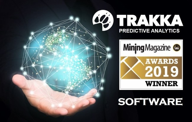 Dingo has been awarded the honour of best software development in 2019 from the industry community and editors of top global trade publication Mining Magazine for Trakka® Predictive Analytics