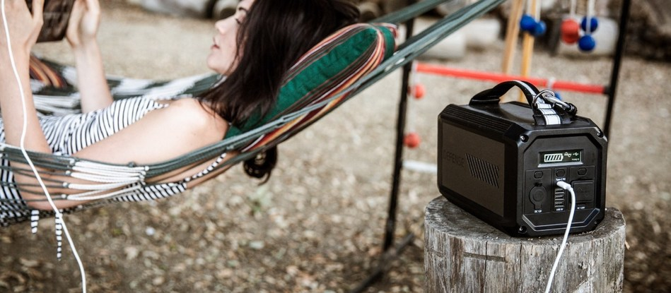 Defense Brand Launches Defense Titan Portable Rechargeable Power Station