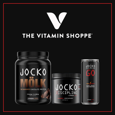 Jocko Fuel premium sports nutrition products are now available in over 690 locations of The Vitamin Shoppe and on www.vitaminshoppe.com.