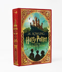 Scholastic Reveals Cover Of Spectacular New Edition Of Harry Potter And The Sorcerer's Stone To Be Published On October 20, 2020