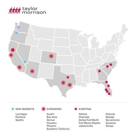 Taylor Morrison Markets