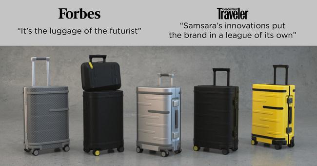 Samsara Luggage Next Gen