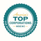 Sodexo Honored as One of America's Top Corporations for Women's Business Enterprises by the Women's Business Enterprise National Council (WBENC)
