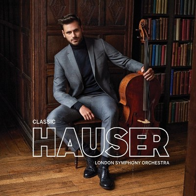 HAUSER Releases New Solo Album CLASSIC Available Now