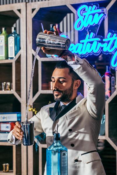 Miami's Valentino Longo was crowned the 2019 Most Imaginative Bartender in Chicago (Shannon Sturgis)
