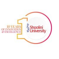 Shoolini_10_year_logo_Logo