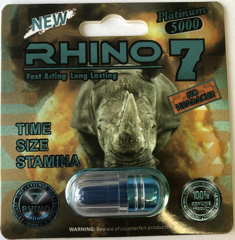 Rhino 7 (CNW Group/Health Canada)