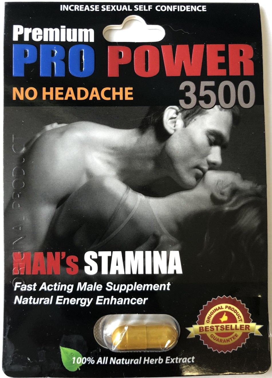 Premium Pro Power (CNW Group/Health Canada)