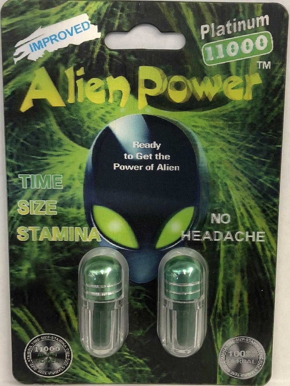 Alien Power Platinum 11000 (CNW Group/Health Canada)