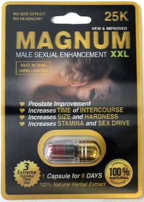 Magnum 25K (CNW Group/Health Canada)