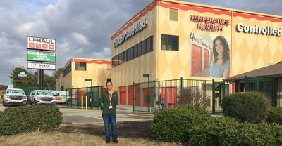 U-Haul® is offering 30 days of free self-storage to residents impacted by flooding and tornadoes that slammed parts of the Carolinas this week.