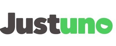Justuno Logo (PRNewsfoto/Justuno)