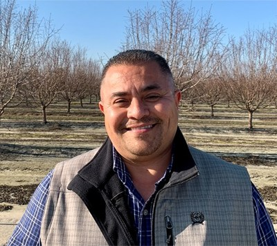 Eder Molina, Territory Sales Manager