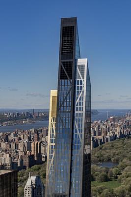 让-努维尔在纽约市设计的首栋住宅大厦53 West 53进入收尾