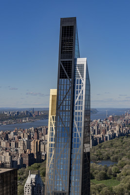53 West 53, Jean Nouvel's First Residential Skyscraper In New York City, Announces Immediate Occupancy