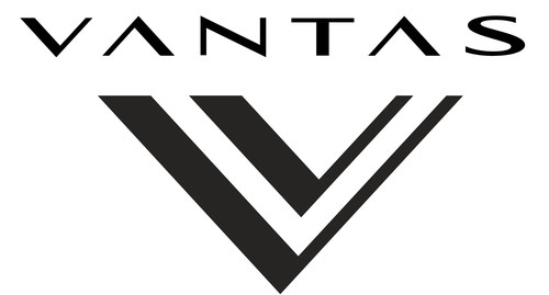 Logo for the new automotive brand VANTAS in the United States and Canada (PRNewsfoto/HAAH Automotive Holdings)