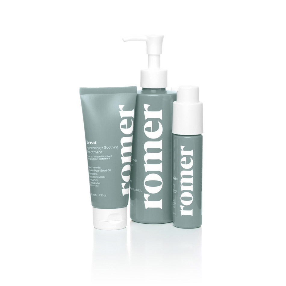 ROMER Skincare Collection
